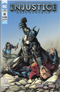 Injustice God Among Us 52