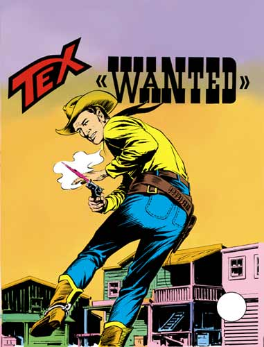 Tex Gigante n.131 - Wanted