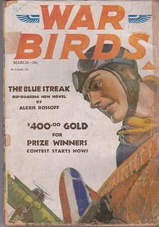 War Birds - vol.14 n.40 Marzo 1931