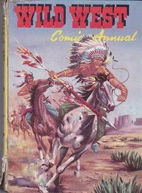Wild West comic annual