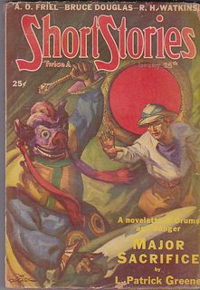Short Stories - 25 gennaio 1939