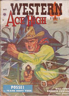 Western ace high stories - vol 1 n.1 ottobre 1953