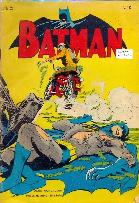 Batman n.82 ultimo numero
