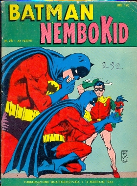 Batman Nembo Kid n.78