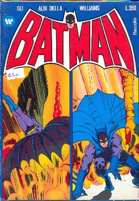 Raccolta Albi Williams n.21 Batman