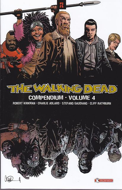 The Walking dead compendium 4