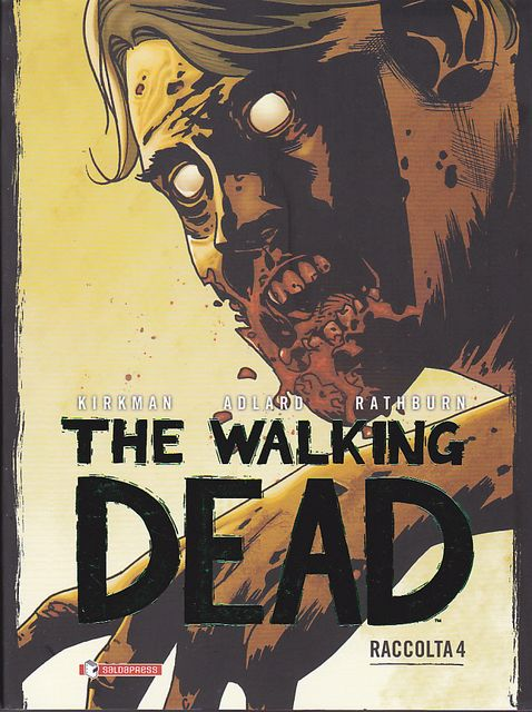 The Walking dead raccolta 4