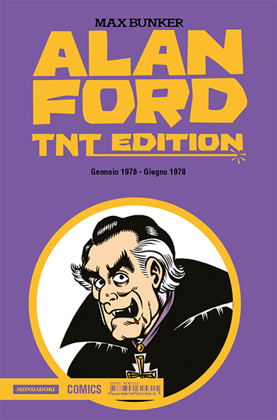 Alan Ford Tnt Edition 18