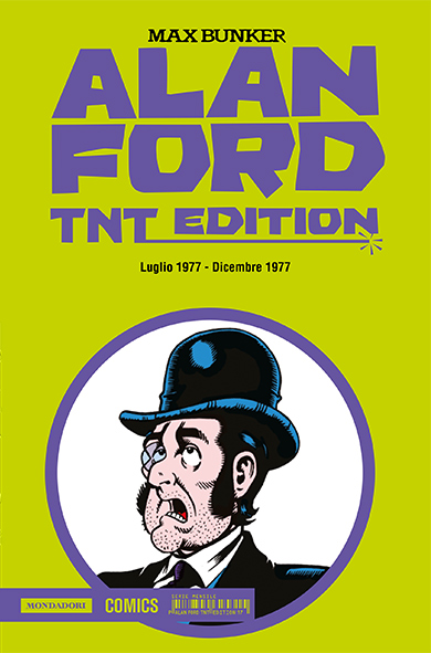 Alan Ford Tnt Edition 17