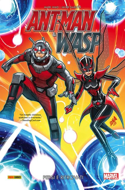 Ant-Man & The Wasp Subatomici