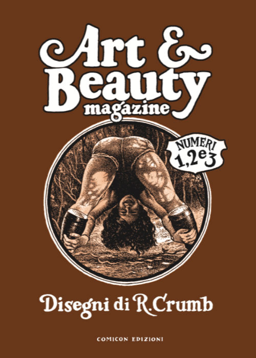 ART & BEAUTY - Robert Crumb
