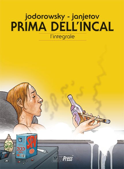 Prima Dell'incal L'integrale