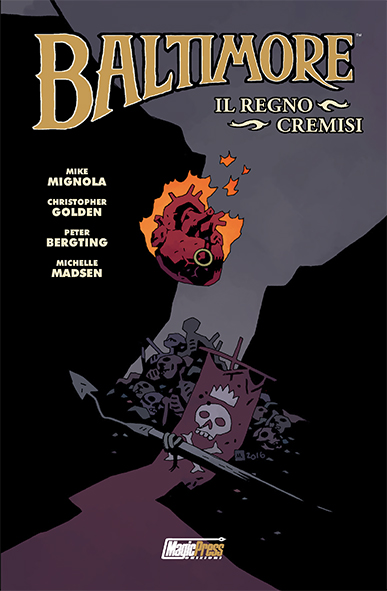 Baltimore vol.8: Il Regno Cremisi