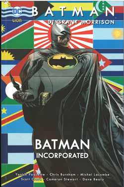 Batman di Grant Morrison 9 Batman Incorporated 1