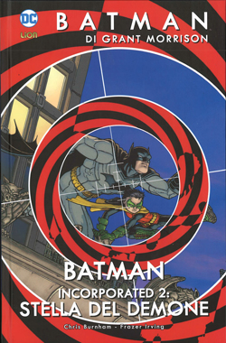 Batman di Grant Morrison 10 Batman Incorporated 2