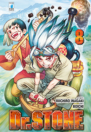 Dr Stone 8