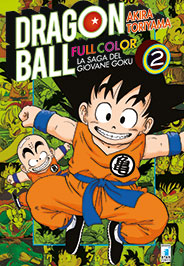 Dragon Ball Full Color - La Saga del giovane Goku 2
