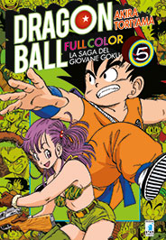 Dragon Ball Full Color - Saga del giovane Goku 5
