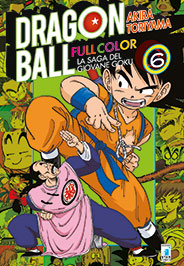 Dragon Ball Full Color - La Saga Del Giovane Goku 6
