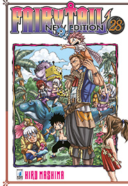 Fairy Tail New Edition 28