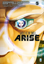 GHOST IN THE SHELL ARISE 5 STORIE DI KAPPA n.258
