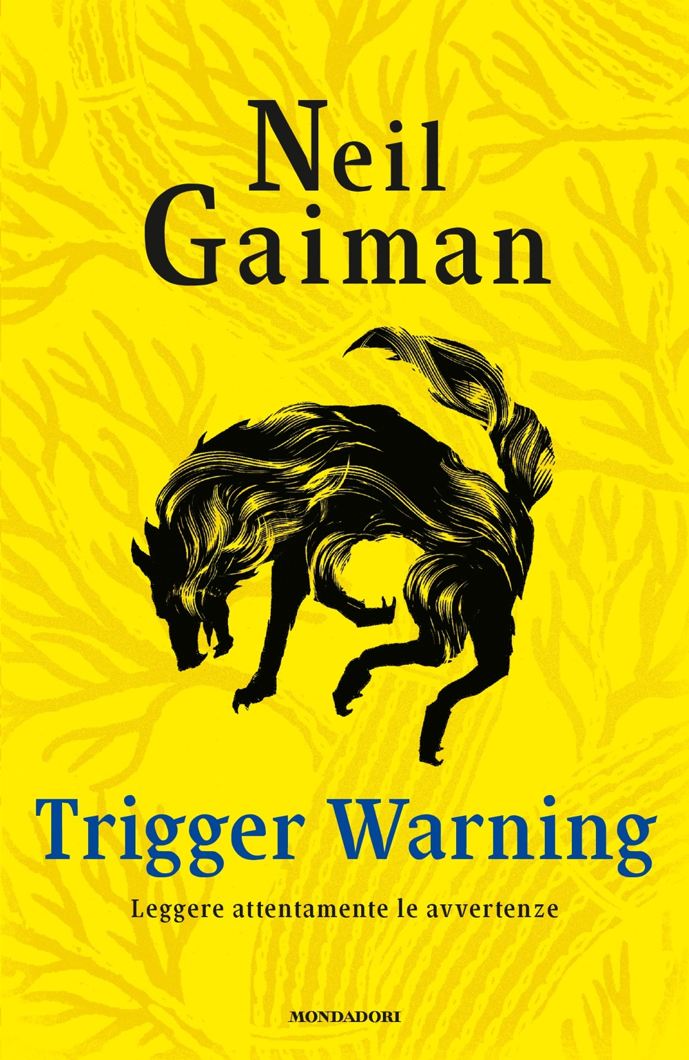 Trigger Warning - Leggere Attentamente Le Avvertenze (Gaiman)