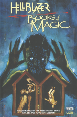 Hellblazer Special Hellblazer/Books of Magic