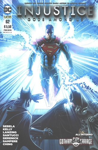 Injustice Gods Among Us 62
