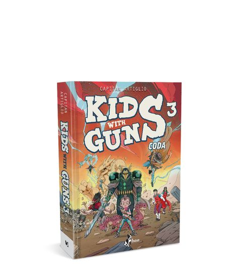 Kids With Guns Volume 3 Coda
