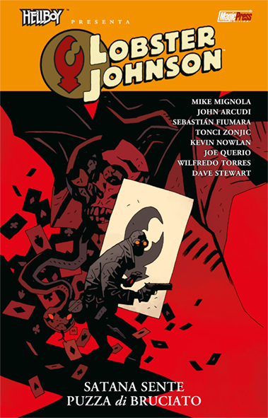 Hellboy pres. Lobster Johnson 3: Satana sente puzza di bruciato