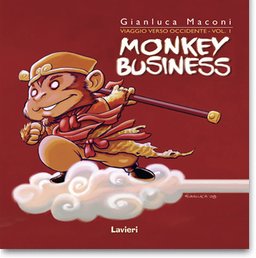 Monkey Business Viaggio Verso Occidente 1