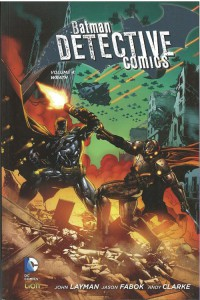 New 52 Library BATMAN: DETECTIVE COMICS 4