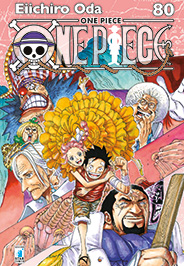 One Piece New Edition 80