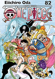 One Piece New Edition 82