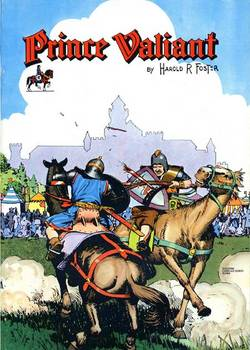 Prince Valiant Volume 24 - volume in offerta