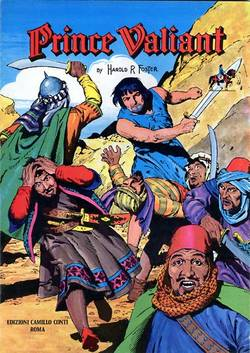 Prince Valiant Volume 27