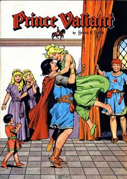 Prince Valiant Volume 30 - volume in offerta
