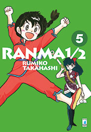 Ranma 1/2 New Edition 5