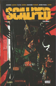 Scalped deluxe 2