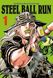 Steel Ball Run 1