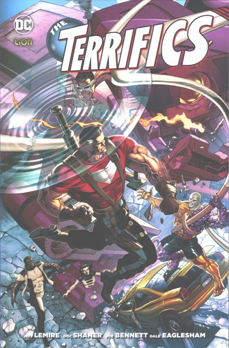 The Terrifics 2