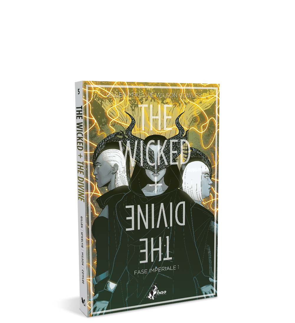 The Wicked+The Divine 5