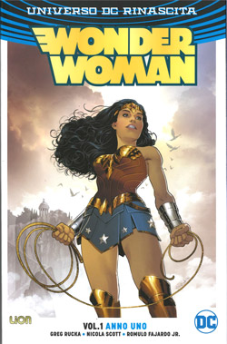 Rebirth Collection Wonder Woman 1 anno uno
