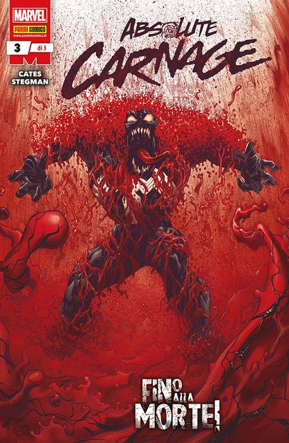 Absolute Carnage 3 Cover A Regular