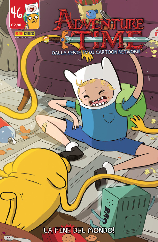 Adventure Time 46