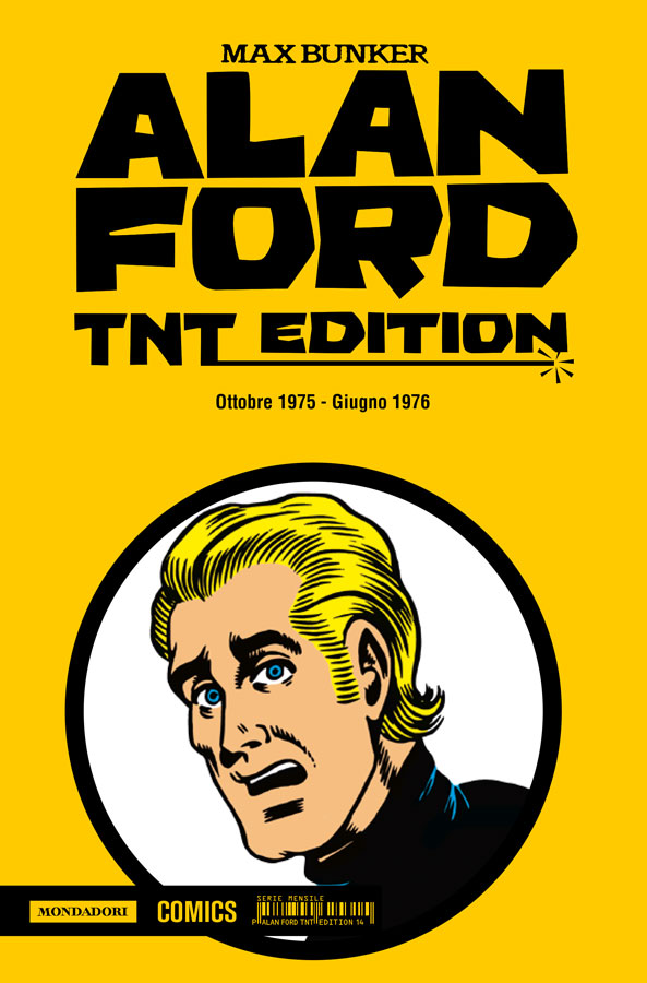 Alan Ford Tnt Edition 14