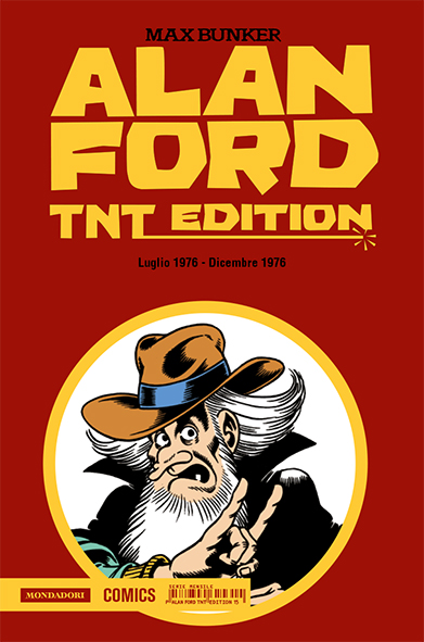 Alan Ford Tnt Edition 15