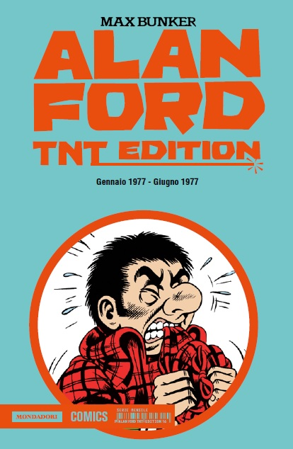 Alan Ford - Tnt Edition 16