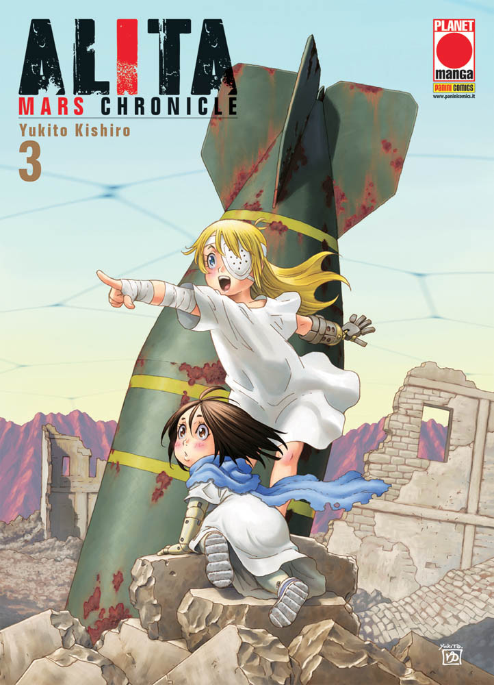 Alita mars chronicle 3