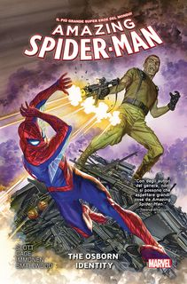 Amazing Spider-Man 5 The Osborn identity
